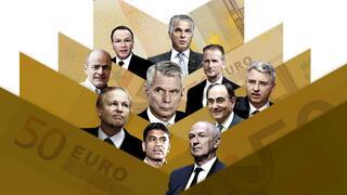 Vorstandsvergütungen: Sind diese Männer ihr Geld wert?