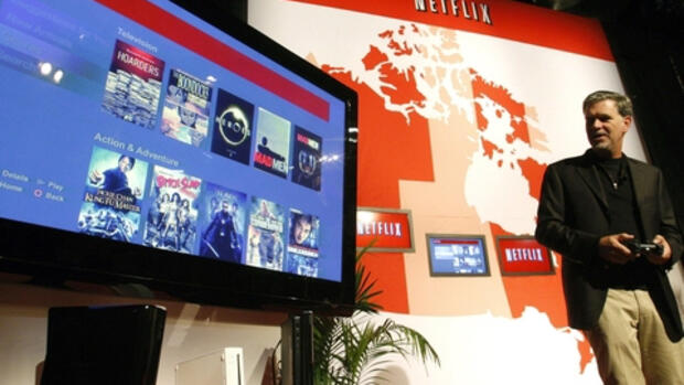 Netflix, Reed Hastings Quelle: REUTERS