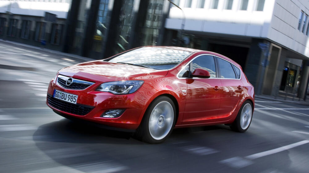Sieger: Opel Astra Quelle: obs
