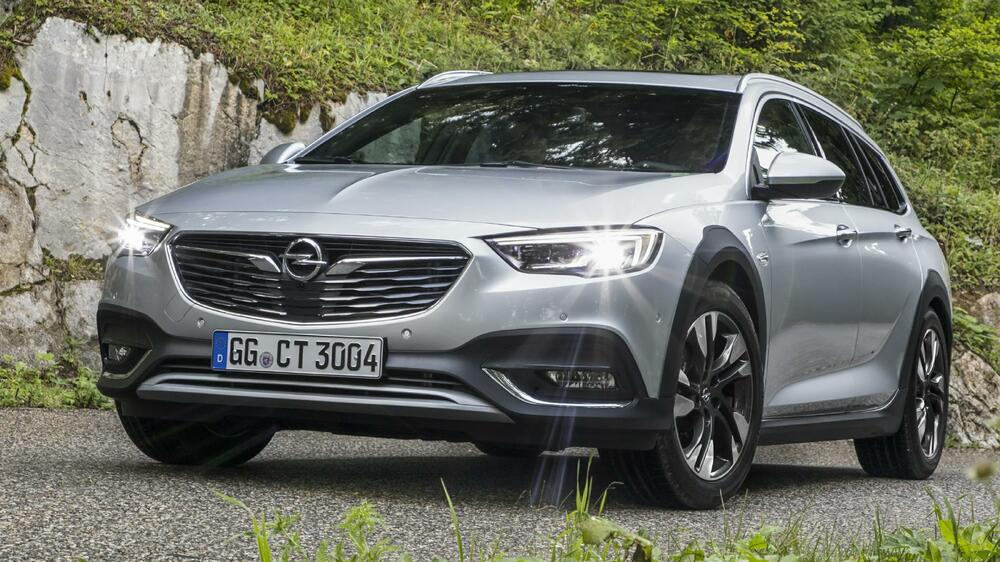 Opel Insignia Country Tourer Quelle: Opel