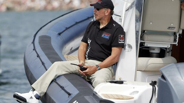 Oracle-Chef Larry Ellison Quelle: Reuters