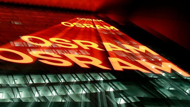 Übernahmeangebot - Osram-Führung stimmt Verkauf an Investor zu