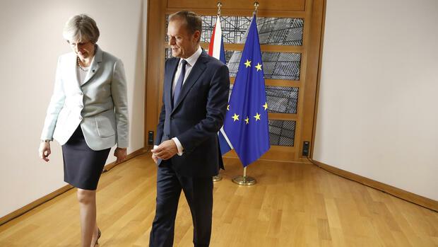Europäische Union: EU gibt London weitere zehn Tage für Zugeständnisse beim Brexit