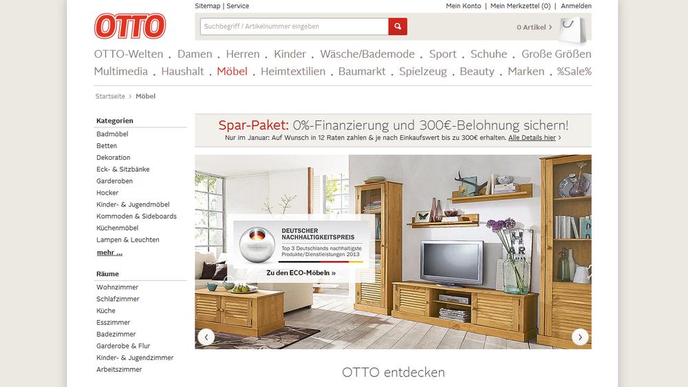 Spedition möbel abholen  Bett und Tisch per Mausklick: Was Deutschlands Möbel-Händler online ...