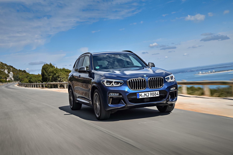 BMW X3 Fehlender Benzin Partikelfilter sorgt für Verzögerungen