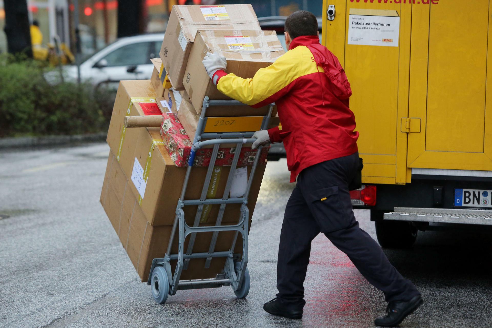 Weihnachtsgeschäft: Deshalb müssen wir auf unsere Pakete warten