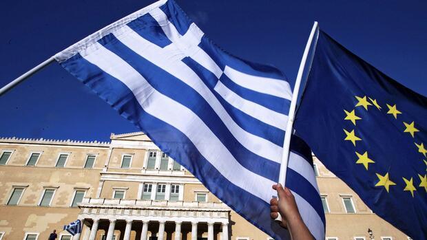 Finanzen EU Griechenland Deutschland:Griechenland verlässt Rettungsschirm