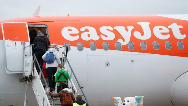 Easyjet startet ersten Flug nach München
