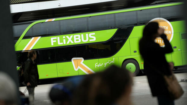 Flixbus Quelle: REUTERS