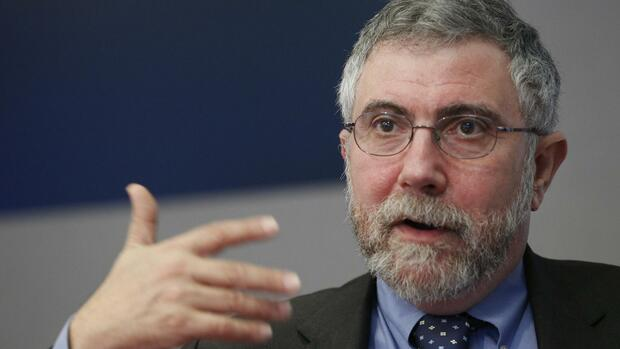 Paul Krugman Quelle: REUTERS