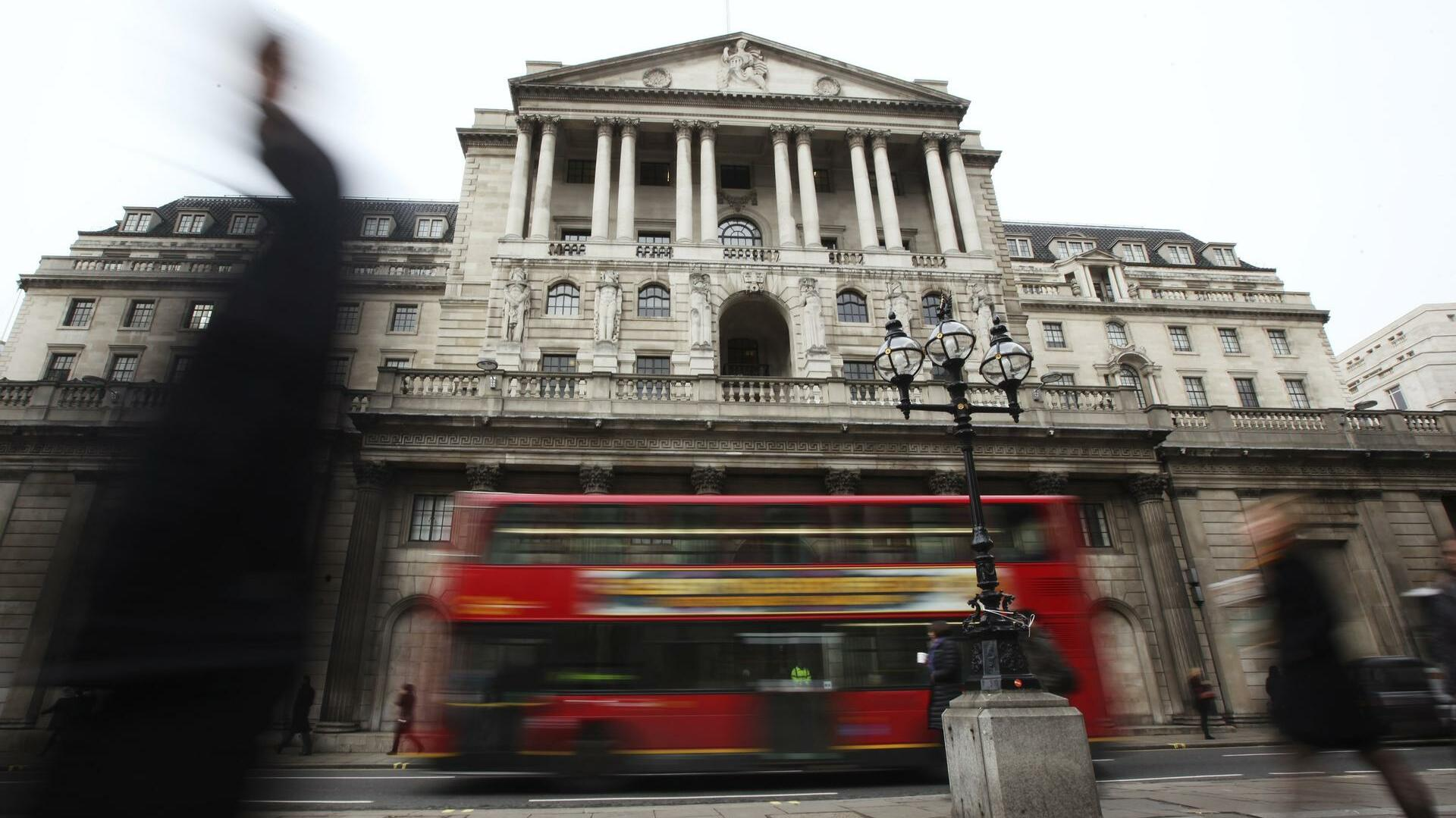 Bank of England (BoE)Die