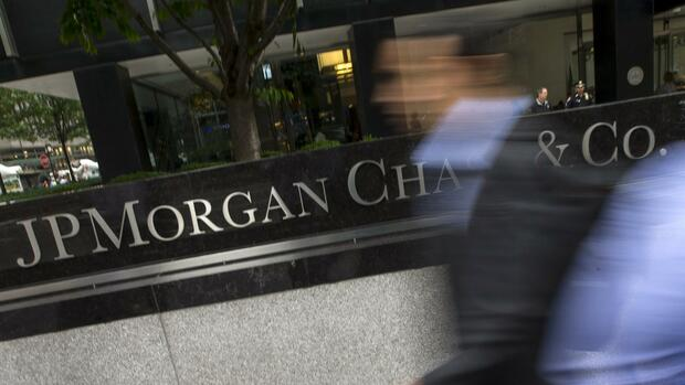JP Morgan Chase Quelle: REUTERS