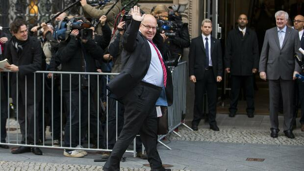 Peter Altmaier Quelle: REUTERS