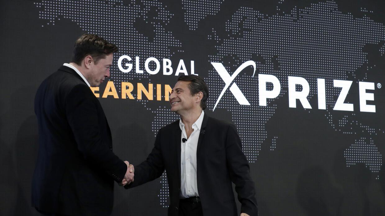 Der Weltretter, dem Elon Musk vertraut