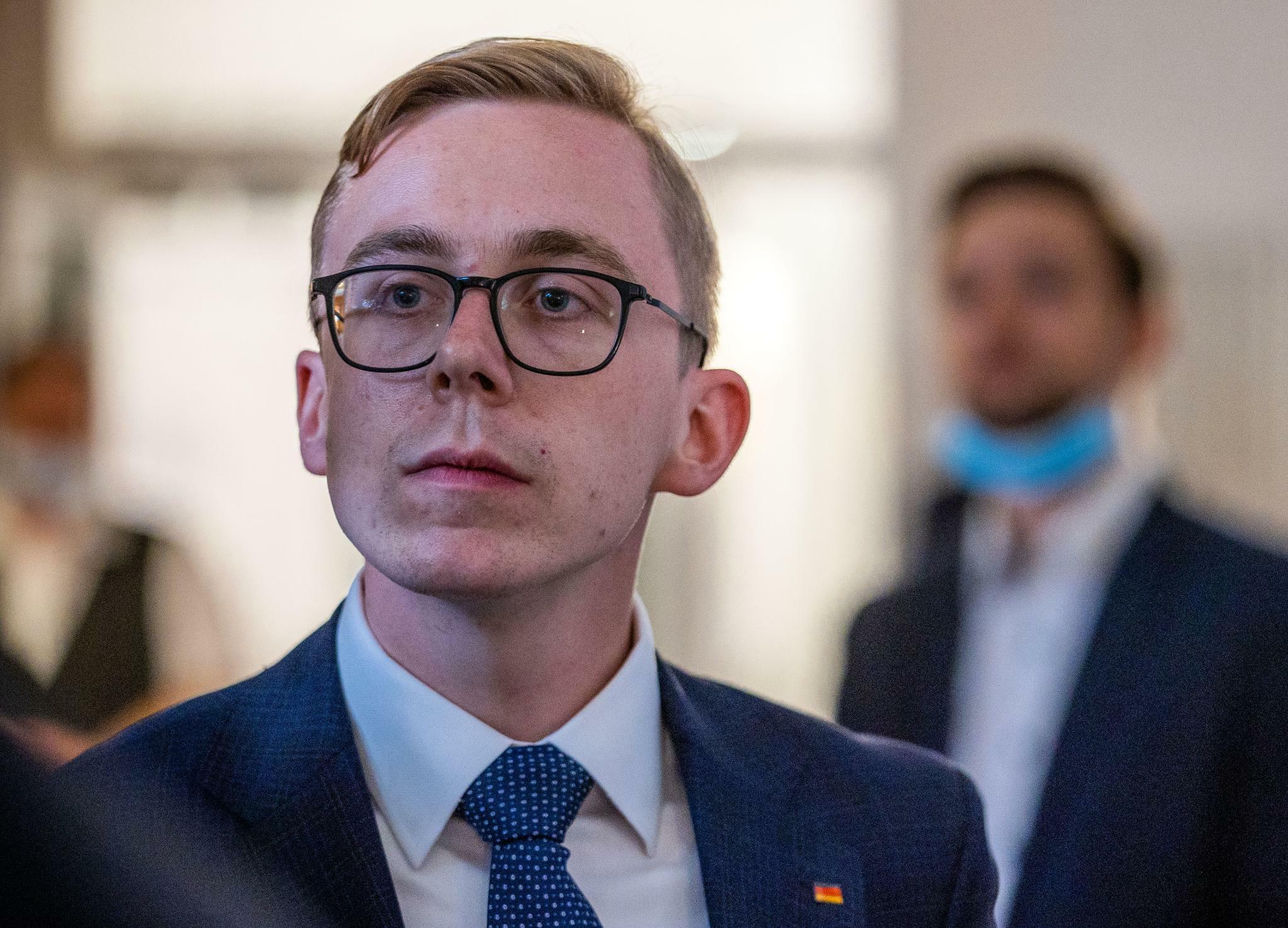 Cdu Vorpommern Greifswald Amthor Soll Wieder In Den Bundestag