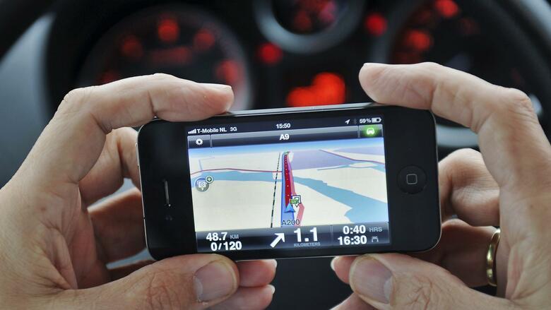 mobile navigationsger te sicher vor diebstahl aber auch gut. Black Bedroom Furniture Sets. Home Design Ideas