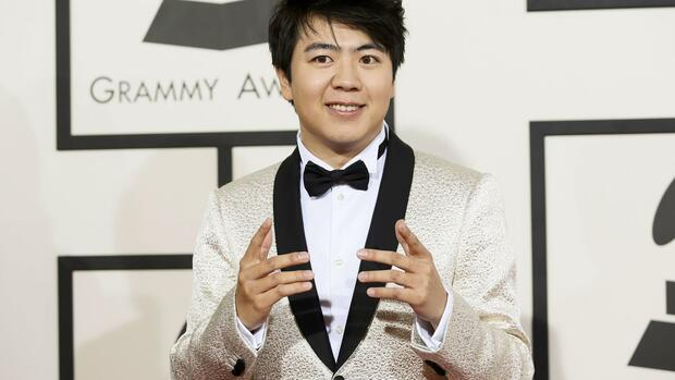 Pianist Lang Lang Quelle: REUTERS