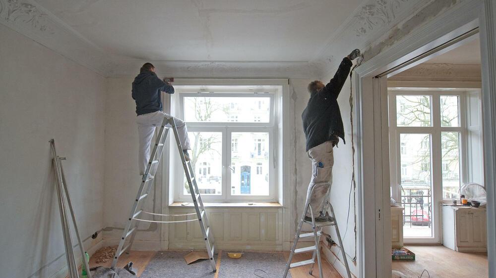 Charmant SchönheitsreparaturenGrundsätzlich Muss Kein Mieter Bei Auszug Die Wohnung  Renovieren. Nach Dem Gesetz Sind Schönheitsreparaturen Sache