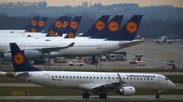 Lufthansa Cockpit Streik