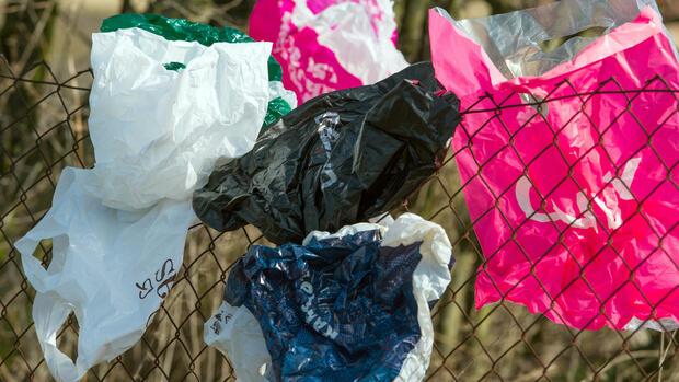 Deutsche produzieren zu viel Plastikmüll