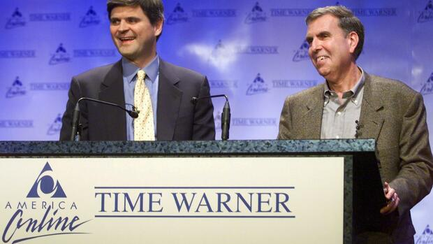 Platz 1: AOL übernimmt Time Warner Quelle: Reuters