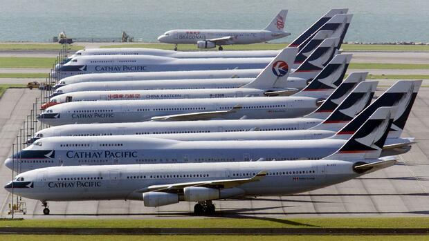 Cathay Pacific Quelle: REUTERS