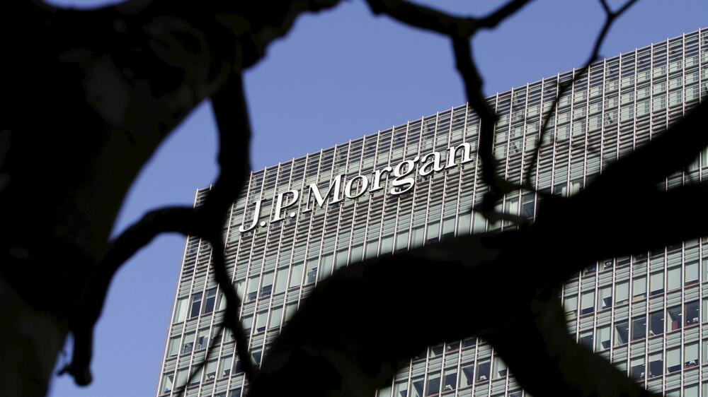 JP-Morgan Quelle: REUTERS