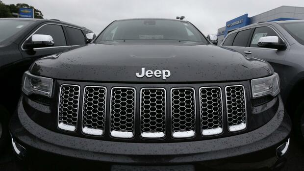 Jeep Quelle: dpa