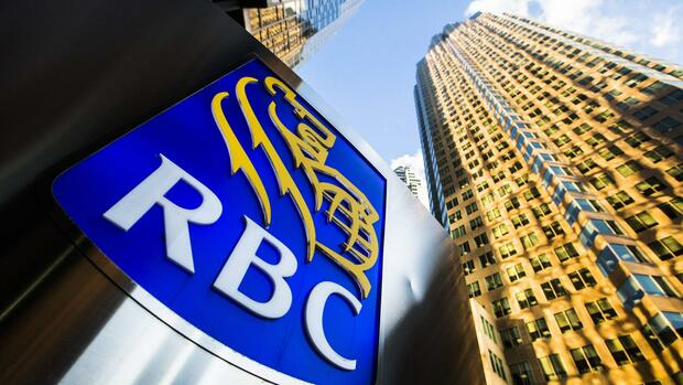 Royal Bank of Canada Quelle: REUTERS