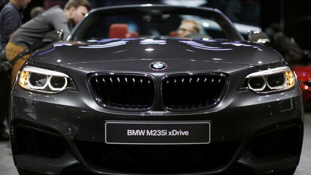 BMW Quelle: REUTERS