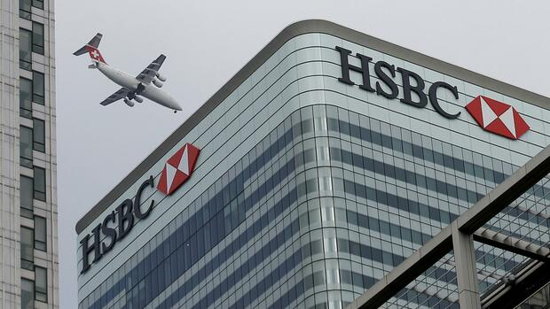 HSBC Quelle: REUTERS