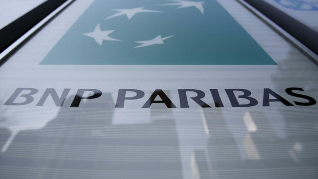BNP-Paribas Quelle: REUTERS