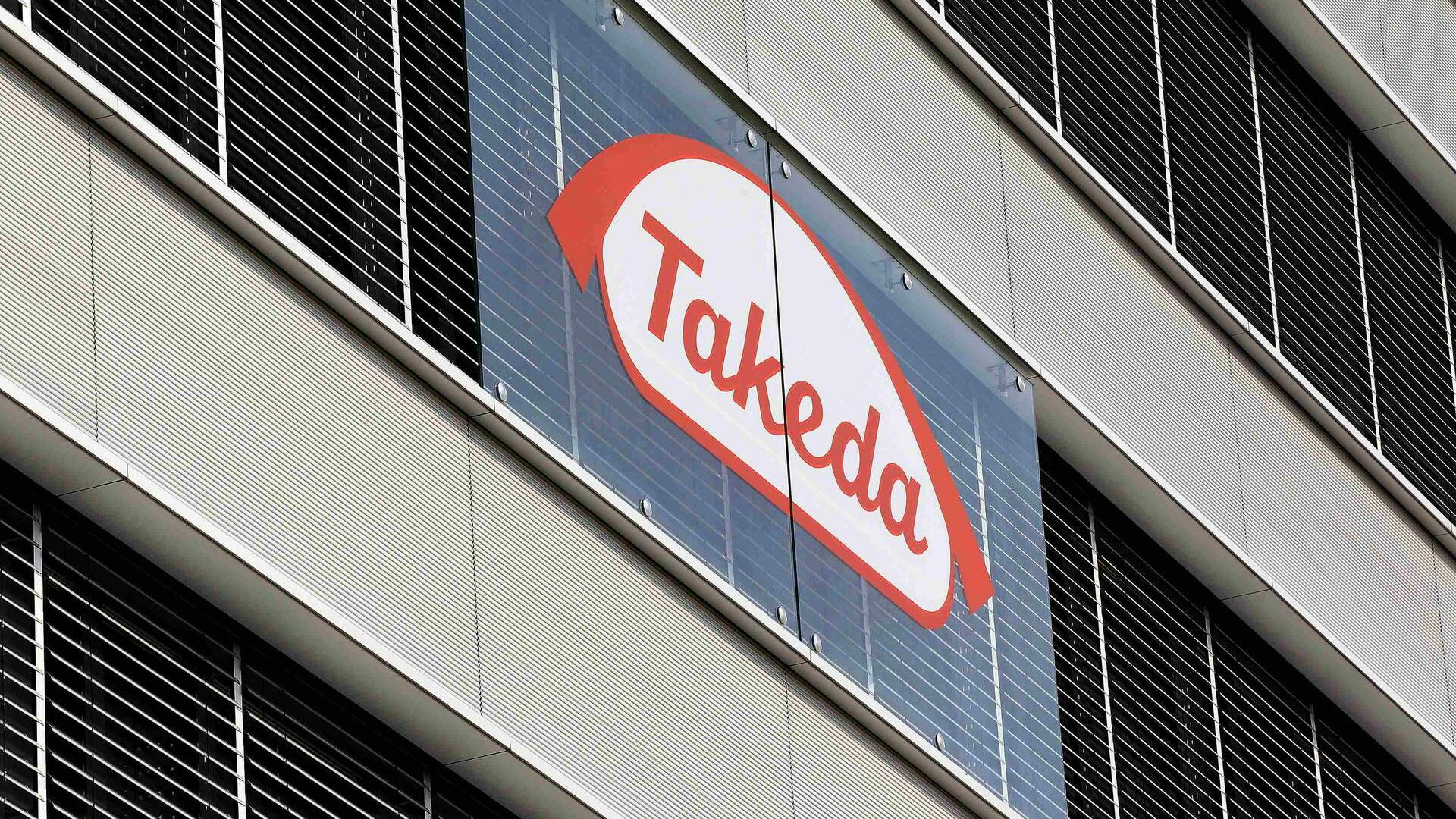 Takeda Quelle: REUTERS