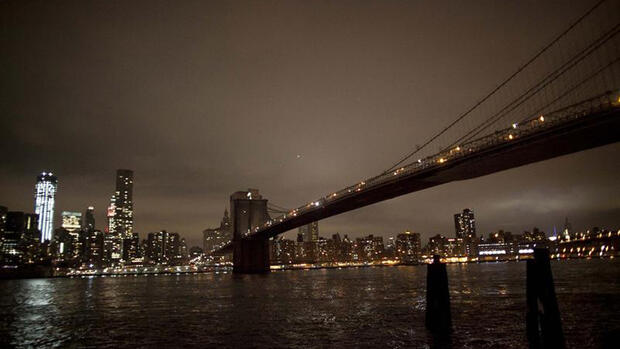 Platz 2: New York City Quelle: Reuters