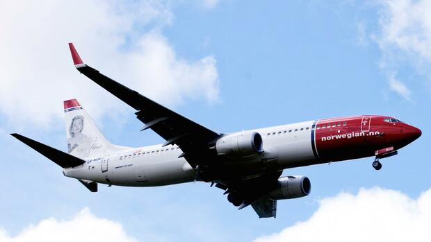 Norwegian Air Shuttle Quelle: REUTERS