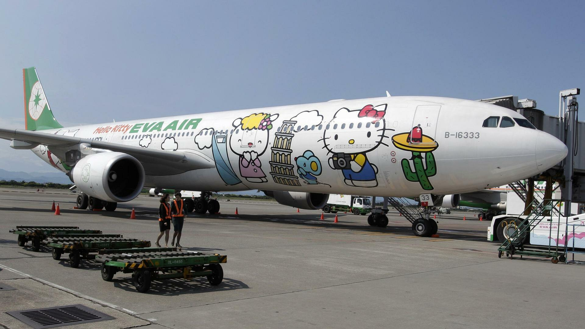 Eva Air Quelle: REUTERS