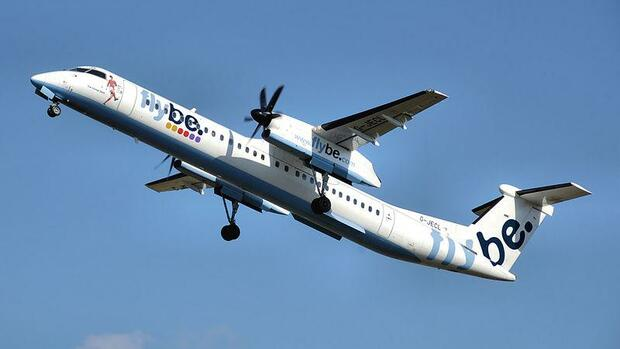 Flybe Quelle: REUTERS