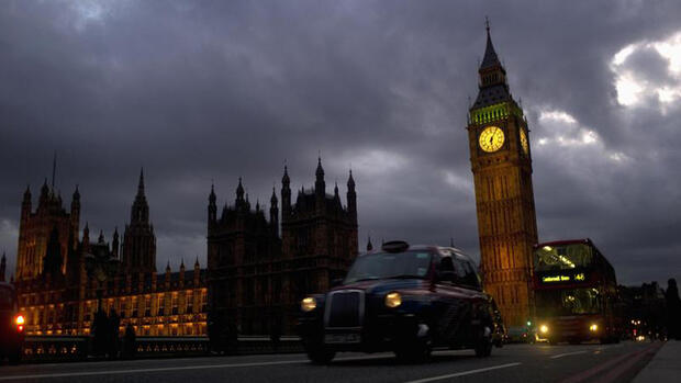 Platz 3: London Quelle: Reuters