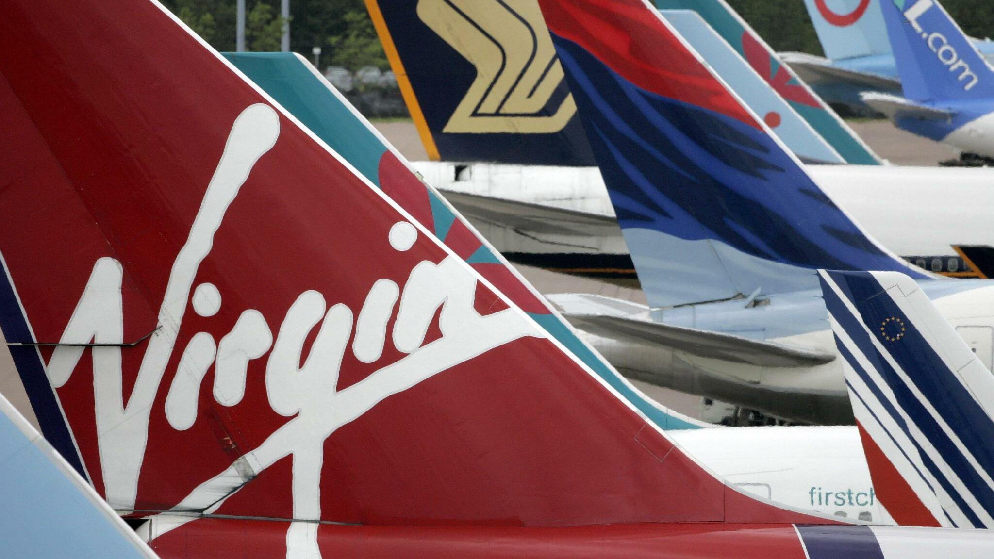 Virgin Atlantic Airways Quelle: REUTERS