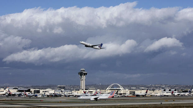 Los Angeles Airport Quelle: AP