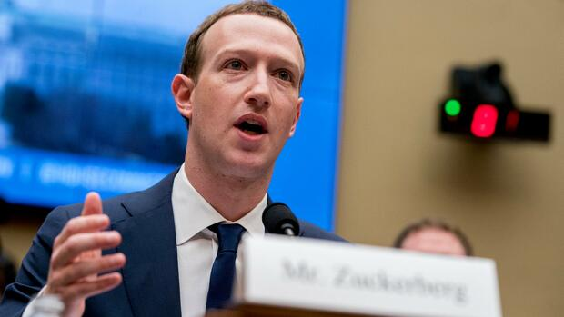 Platz 8: Mark Zuckerberg Quelle: AP