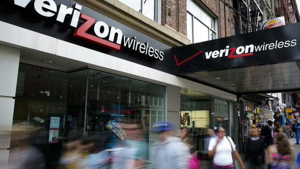 Platz 4: Verizon kauft Cellco Quelle: ap