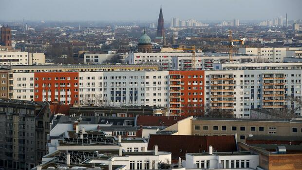 Platz 6: Berlin Quelle: REUTERS