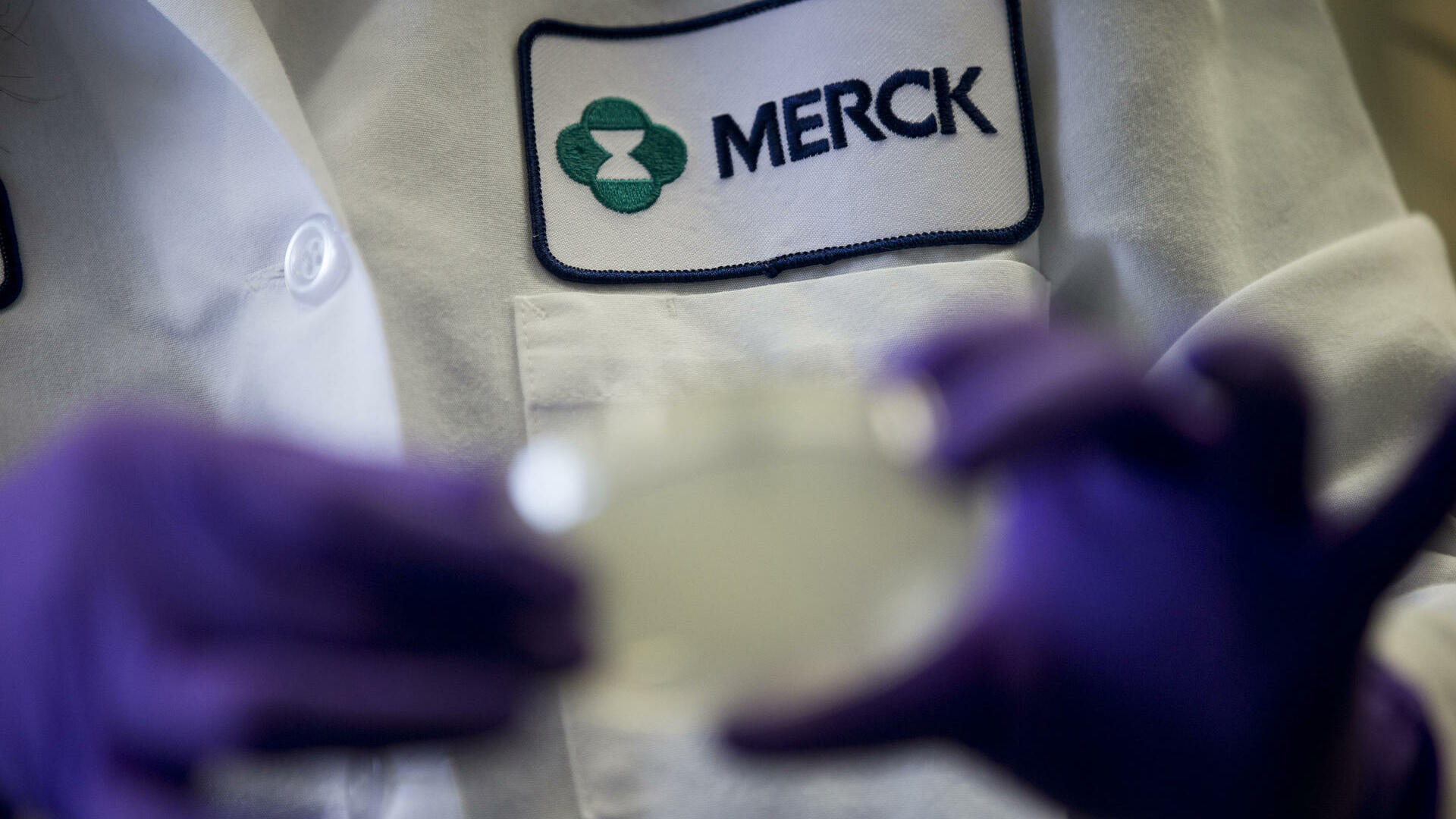 Platz 8: Merck & Co. Quelle: AP