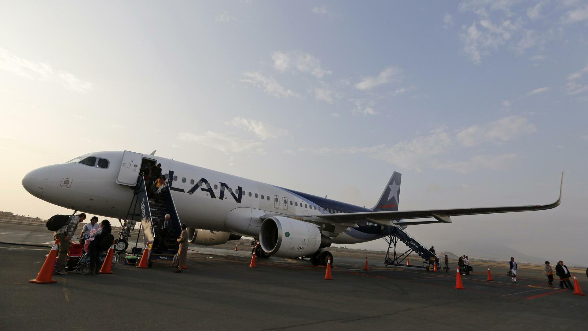 Lan Airlines Quelle: REUTERS