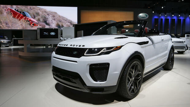 Land Rover Quelle: AP