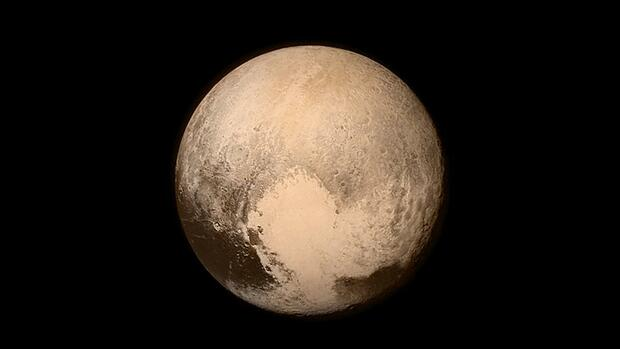 New Horizons zeigt Pluto Quelle: NASA