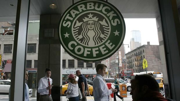 Starbucks Quelle: REUTERS