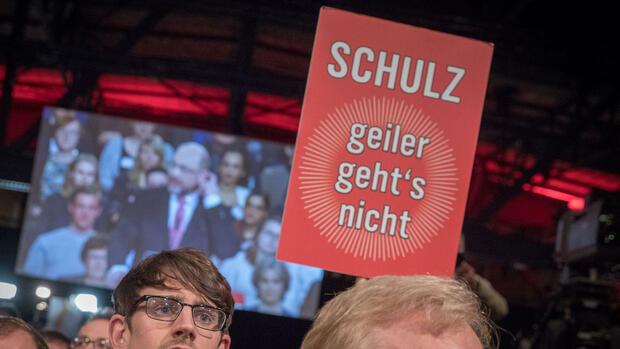 Martin Schulz geht bei Obama in die Lehre