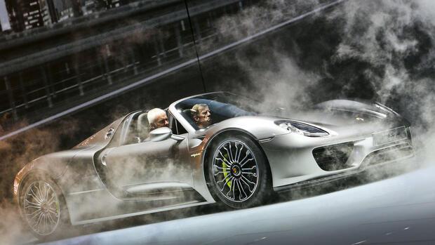 Porsche erwägt Capricorn-Einstieg